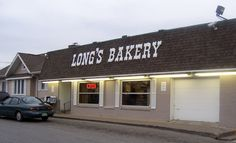 Long's Bakery...Best donuts in the whole state...my dad would get some of these while still hot back in the 50's