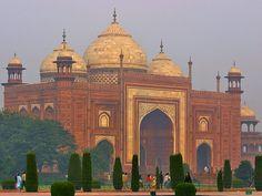 JAWAB TAJ MAHAL Agra, Taj Mahal, Building, Travel, Black Marble, Walls, Buildings, Viajes, Destinations