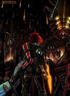 Créations de fans Mass Effect #10 | Mass Effect Universe Reaper Invasion