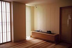 House on Mejiro St.-renovation 2001|目白通りの家[改装] 堀部安嗣