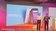 Moto G 2015 unveiled in India