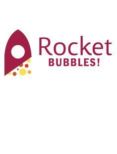 "Check out my @Behance project: ""Rocket BUBBLES! Logo Design"" https://www.behance.net/gallery/33599429/Rocket-BUBBLES-Logo-Design"