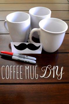 Coffee Mug DIY | theadornedlife.com