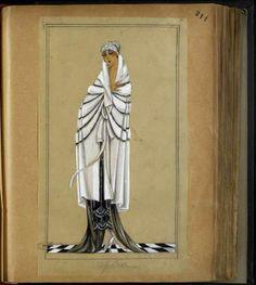 OPERA PARIS ETE 1924 © Patrimoine Lanvin. #Lanvin125.