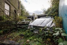 Lost Jaguar by Urbex Ground on 500px