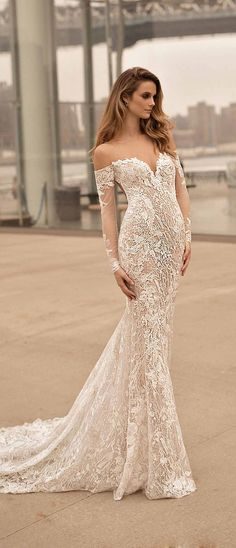 Vestido de Novia Berta 2018