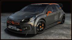 Citroen DS3 Racing Custom by dangeruss.deviantart.com on @deviantART