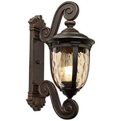 """Bellagio 24"""" High Energy Efficient Outdoor Wall Light - #42463 
