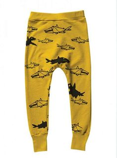 These shark leggings.    Yes, please. I would looooove to snuggle in these T_T