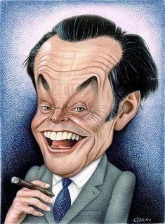 Jack Nicholson  (by Gero)