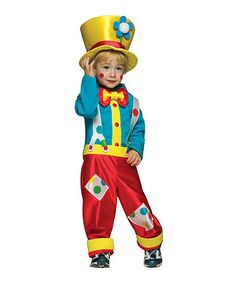 Clown Dress-Up Set