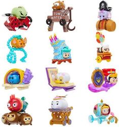 Disney tsum tsum series 10 mystery pack blind bags - set of 6 bags Tsum Tsum Figures, Tsum Tsum Characters, Peluche Stitch, Toy Shack, Funko Pop, Collection Disney, Disney Presents, Disney Tsum Tsum, Tsum Tsum Toys