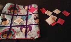 Check out this item in my Etsy shop https://www.etsy.com/listing/267397135/doc-mcstuffins-inspired-felt-and-fabric