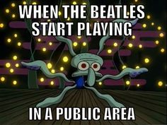 The second book to the Beatles Jokes and Memes series Beatles Funny, The Beatles, Music Memes, Music Humor, I Am The Walrus, Just Good Friends, Beatles Photos, Love Me Do, Twist And Shout