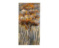 """Obraz olejny """"Flowers II"""", 3,5 x 60 x 120 cm"""
