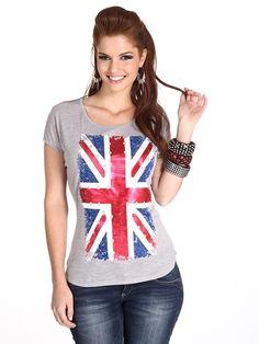 f97411887de47 Ropa Con La Bandera De Inglaterra - MercadoLibre México Bandera De  Inglaterra