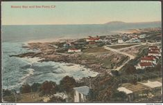 Botany Bay and Sea Point, Cape Town, Cape Province, - Valentine's Postcard Botany Bay, Postcards For Sale, Cape Town, South Africa, Valentines, Sea, Prints, Valentine's Day Diy, Valentines Day
