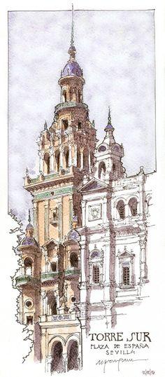TorreSur, España