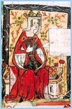 Empress Matilda, Eleanore of Aquitaines mother in law