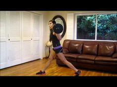 Thankful Thighs Workout