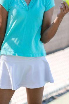 Tennis News, Lawn Tennis, Tennis Clubs, Sports Games, Casual Shorts, Tops, Women, Fashion, Moda