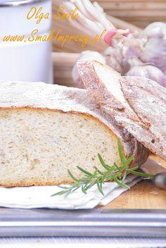 Chleb z ziemniakami i rozmarynem - przepis | Kulinarne przepisy Olgi Smile