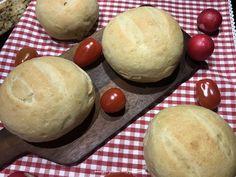 Smaczne-zdrowe: BUŁKI ORKISZOWE -NASZE ULUBIONE Hamburger, Muffin, Food And Drink, Bread, Breakfast, Morning Coffee, Brot, Muffins, Baking