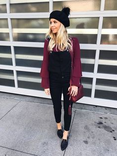 How to style overalls for fall - Forever 21 Haul
