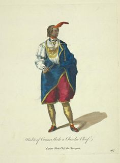 Cherokee Indian Dress