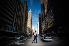 Chicago Engagement Photography | Katie