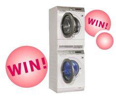 Concours Coop - Gagnez 1 colonne de lavage Electrolux d'une valeur de CHF 4'398.– classé sur AccroWin.ch dans la catégorie Concours et la sous catégorie Electroménager