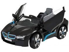 Carro Elétrico Infantil BMW I8 Concept - com Controle Remoto - Biemme