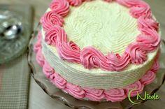 TORT DE VANILIE CU CREMA DE UNT Unt, Vanilla Cake, Birthday Cake, Desserts, Food, Google, Birthday Cakes, Deserts, Dessert