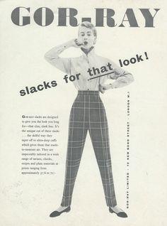 1950's advert
