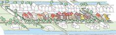 Zelfbouw Woningen Kavels Boomaweg Den Haag  Oplevering #zelfbouw #architect Floor Plans, The Hague