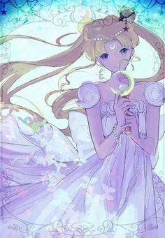 Saolor moon princess serenity