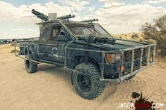 SkorpionFlameTruck... For the zombie apocalypse maybe? Lol