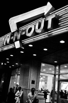 vintage in n out. Another that i need to make into a poster.