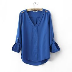 10115 - blue (size S) - 10baju.com - Supplier Baju Import Grosir & Reseller