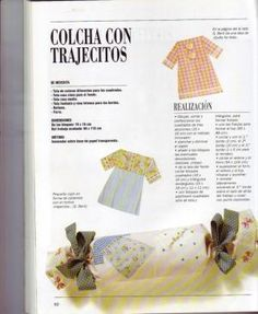 PATCHWORK: curso rápido   Variasmanualidades's Blog Baby Quilts, Patches, Crochet, Tableware, Quilting, Blog, Log Cabins, Magazines, Ideas