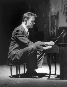 John Cage ha! brilliant!!