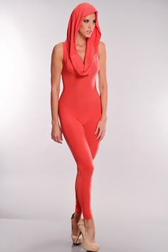 you know... because I've always wanted a body suit that covers my head and shows off my camel toe! LOL!