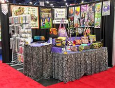 We've changed our booth layout and plans a LOT over the 8 years that we've been displaying at International Quilt Market & in today's post we'll show you just how much.     Booth Evolution- 2015 | Studio Kat Designs