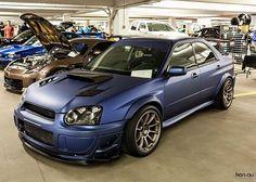 2004 Subaru Wrx, Jdm Subaru, Subaru Impreza Sti, Subaru Cars, Tuner Cars, Jdm Cars, Slammed Cars, Mitsubishi Lancer Evolution, Japan Cars