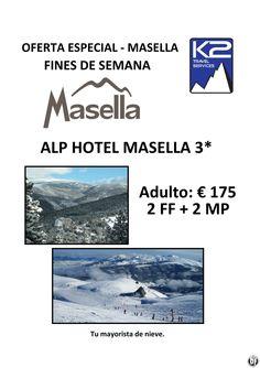 Oferta Especial - Fines de Semana en Masella - 2 FF + 2 MP por € 175 ultimo minuto - http://zocotours.com/oferta-especial-fines-de-semana-en-masella-2-ff-2-mp-por-e-175-ultimo-minuto/