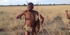 Catch a glimpse into the life and culture of the San people. Journey to the Kalahari with CAT > https://www.cat-africa.com/en/crafted-programs?destinations%5B%5D=123&luxury=true&premium=true