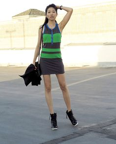 Sport chic - Urban Outfitters Dress