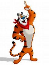 Image result for Tony the tiger