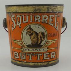 Squirrel Peanut Butter.