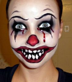 20 Killer Ideas de maquillaje de Halloween de ProBar Este Año - Girl Exquisite